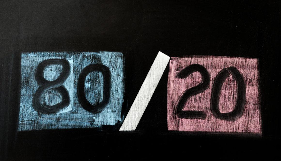 Loi de Pareto ou principe du 80/20