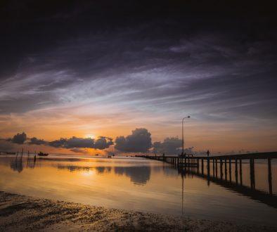 paysage matin - Quangle